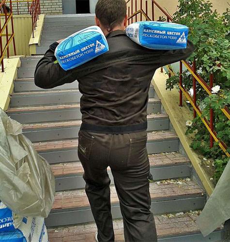 Доставка строительных материалов на заказ в Екатеринбурге