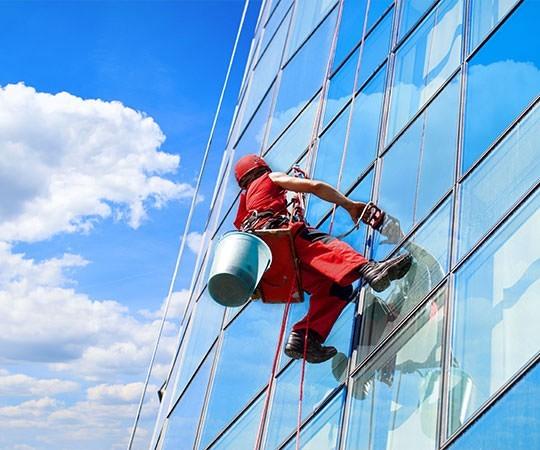 Промышленный альпинизм в Екатеринбурге и Свердловской области