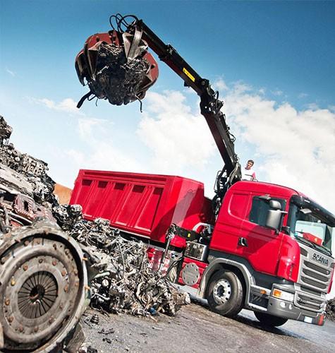 Вывоз мусора ломовозом в Екатеринбурге